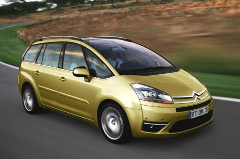 citroen c4 picasso 1 6hdi 2008 the next gear. Black Bedroom Furniture Sets. Home Design Ideas