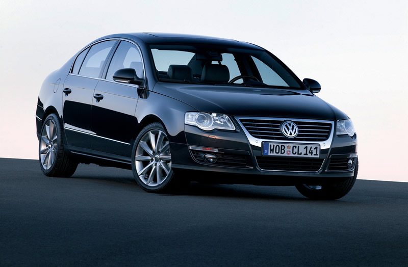 Volkswagen Passat 2 0ltr Tdi Comfortline 2010 The Next Gear