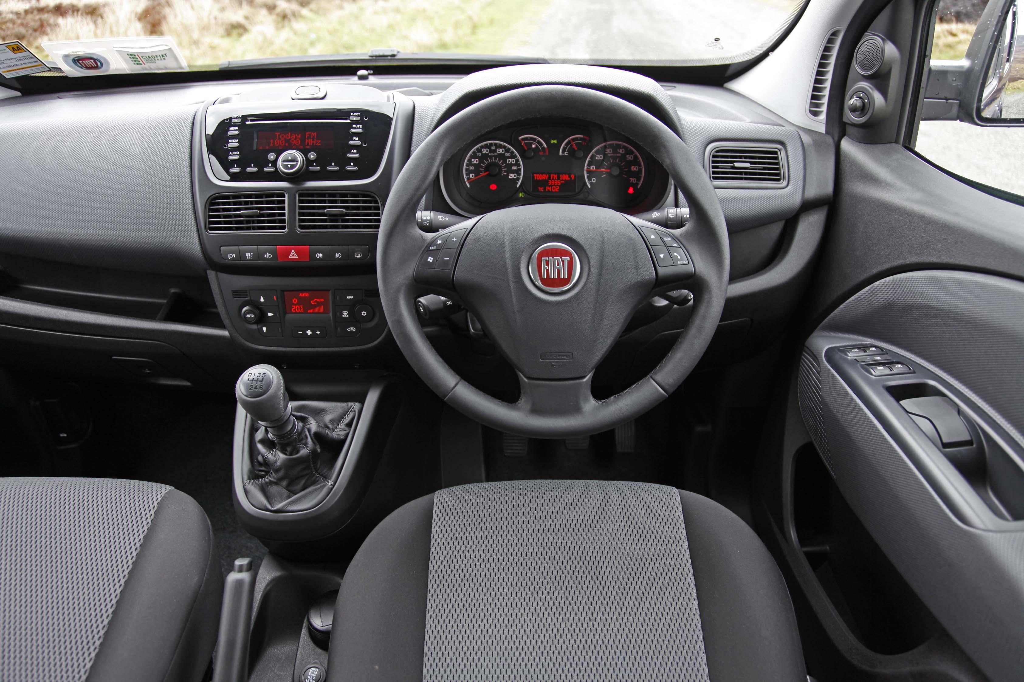 Fiat Doblo 1 6 Multijet The Next Gear